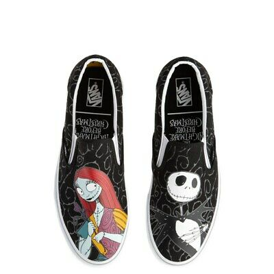 nightmare before christmas vans